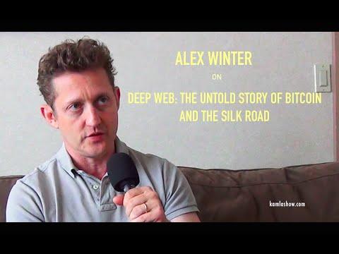 Alex Winter on Deep Web, Ross Ulbricht, Silk Road and Dread Pirate Roberts