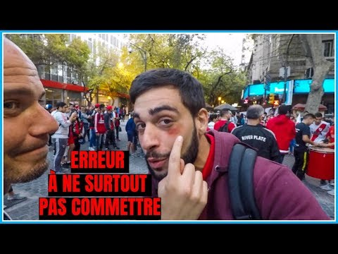 CETTE ERREUR PEUT COÛTER TRÈS CHÈRE EN ARGENTINE (Vlog Argentine)