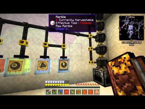 Let's Play Modded Minecraft S02E43 - Essentia Crystallization and Automatic Essentia Piping
