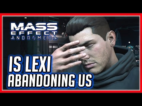 Mass Effect ANDROMEDA: Lexi's Final Conversation On The Tempest