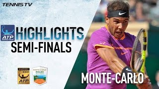 Highlights: Nadal, Ramos-Vinolas Set Up Spanish Final At Monte-Carlo 2017