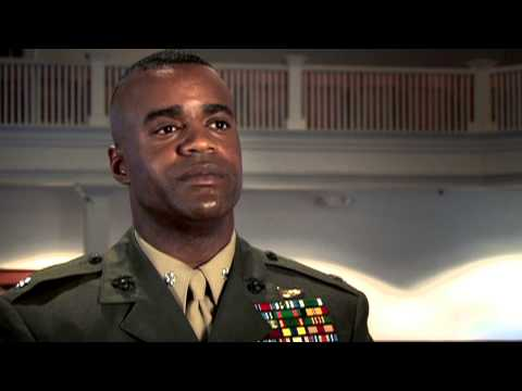 Lieutenant Colonel Jerry Carter, Intelligence Officer (Marine Stories)