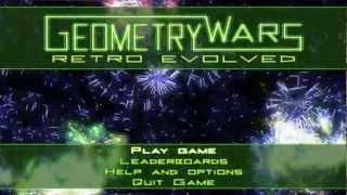 Indie Impressions - Geometry Wars: Retro Evolved