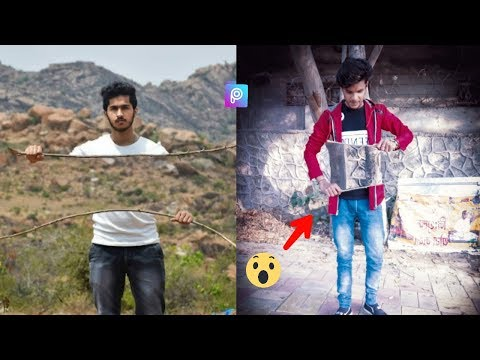 Transplant Magic Photo Editing//how To Edit For Picsart App