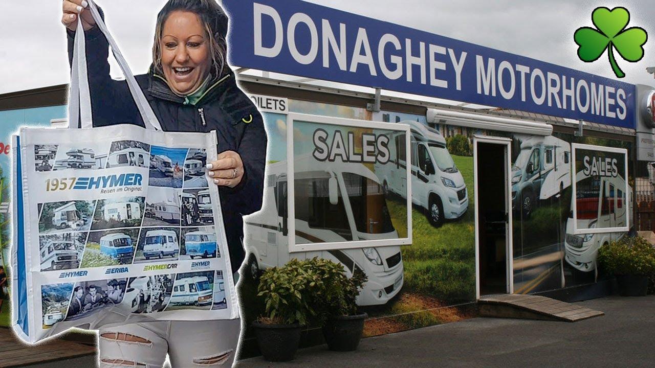 A Trip To The Irish Motorhome Shop