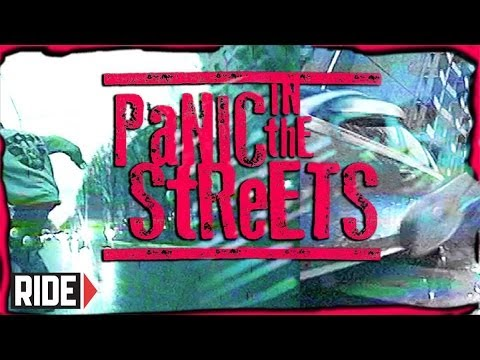 Chef Family - PANIC IN THE STREETS