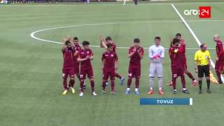 TURAN TOVUZ-MOİK 1-0