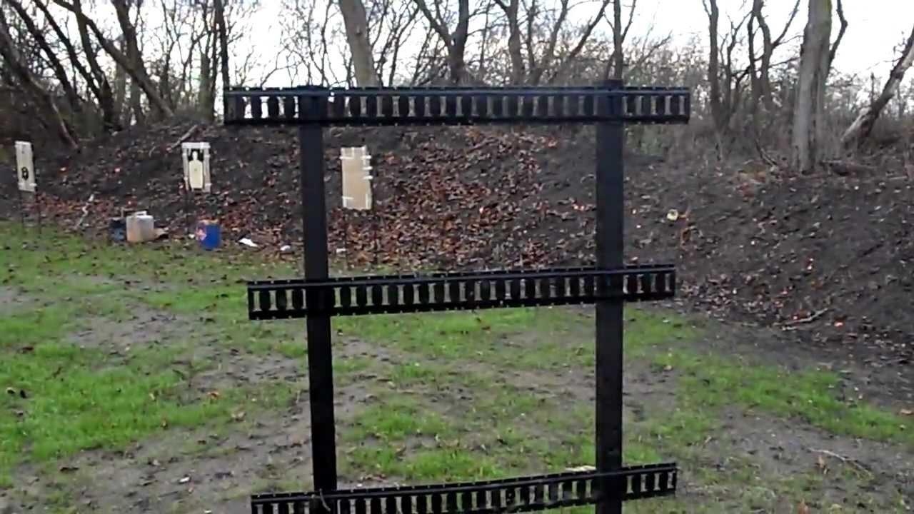 Ordinaire My Backyard Shooting Range   YouTube