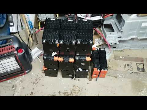 Ice Storm 2018 And 23Kw Ev Battery