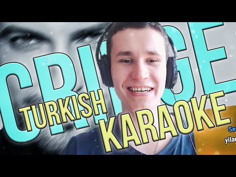 Tarkan - Simarik (Kiss Kiss) | Karaoke | RUSSIAN MAN TRY TO SING | BAD VOCAL COVER