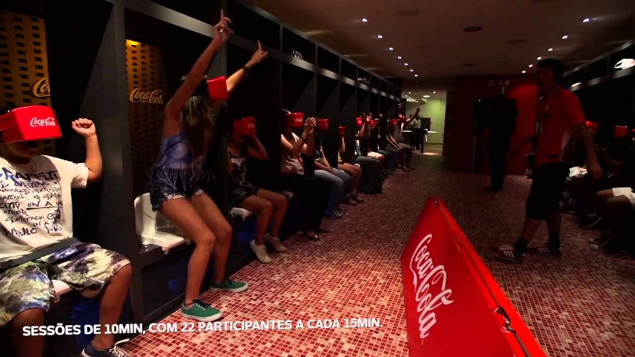Casa Coca Cola 2014 Powered By YDreams