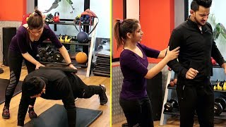 Picking up Girls in Gym   by Vinay Thakur
