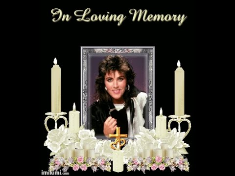 A tribute to Laura Branigan ,3July 1952 - 26August 2004