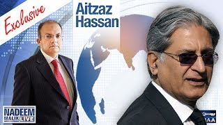 aitzaz ahsan exclusive   nadeem malik live   samaa tv   31 may 2017