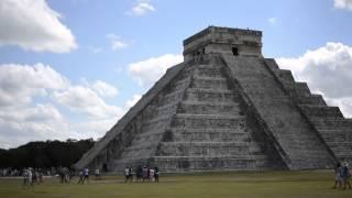 メキシコ編23話 嬉しくなっちゃったよ!チチェン・イッツァ(世界遺産) おもいっきり世界一周!自転車一人旅