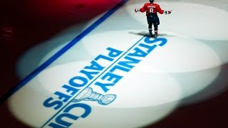 NHL 2017 Stanley Cup Playoffs  - Opening Montage (HD)