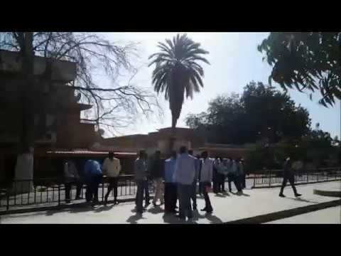 A walkthrough university of khartoum
