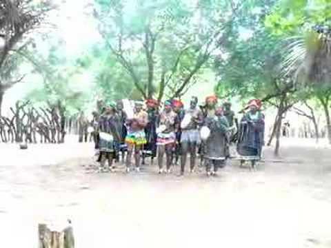 zulu women singing