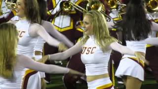 USC Song Girls 2015
