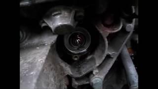 tuto : changement thermostat d'eau sur Audi A3 8L , golf 4 tdi...