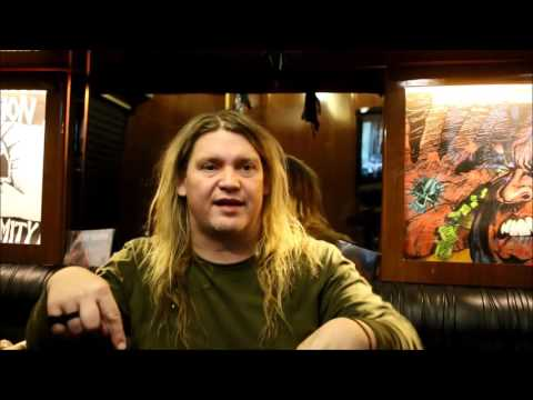 REED MULLIN OF CORROSION OF CONFORMITY TALKS REUNION TOUR WITH PEPPER KEENAN
