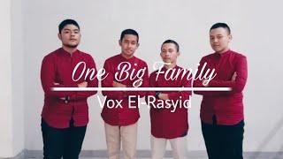 Vox El-Rasyid - One Big Family (Maher Zain) Cover for Palestine