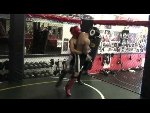 Daniel VS David- Krav Maga VS MMA- Round 2, Part 1