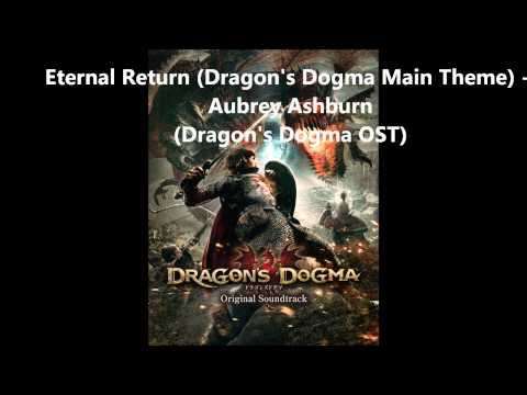 Dragon's Dogma Main Theme (Eternal Return by Aubrey Ashburn) HD!!