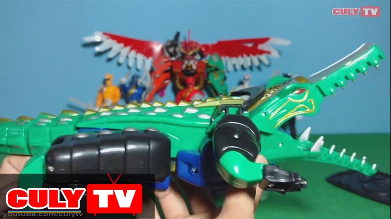 siêu nhân Robot biến hình Gao cá sấu siêu thú lắp ráp đồ chơi | Transformer Gao hunter toy for kid