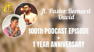 100Th Episode & 1 Year Anniversary | Fuel for the Soul with John Giftah Podcast | Ft. Bernard David