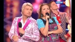 """Марина Девятова и Николай Басков - """"Всё ушло""""."""
