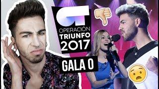OT 2017 Gala 0 (REACCIÓN)   MALBERT