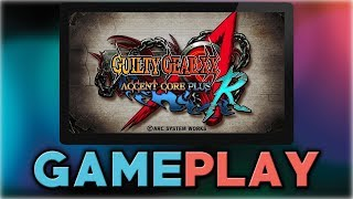 Guilty Gear XX Accent Core Plus R | 10 Minutes of Gameplay