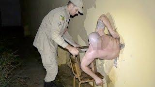 5 Fugas De Prisiones Captadas En Cámara