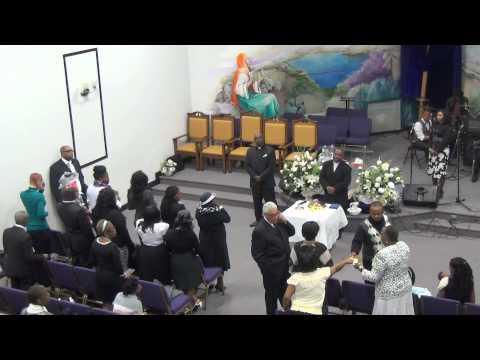Brampton Triumphant Church of God - Communion Sunday - Communion Ceremony - Sunday October 5, 2014