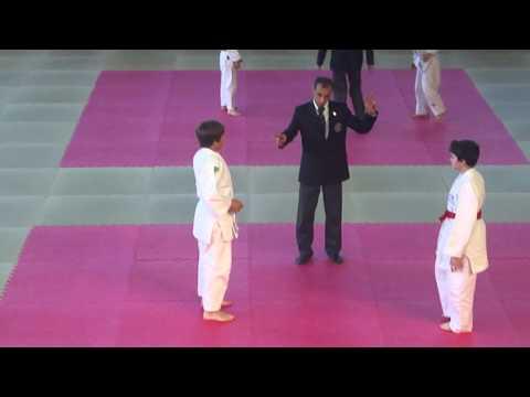 Giaveno Judo  2015 ragazzi2 55 kg Samuel Gros