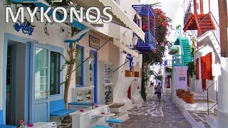 MYKONOS – Greece 🇬🇷 [HD]