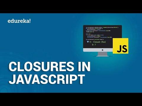 Closures in Javascript | Scope Chain and Closures Within a Loop in JavaScript | Edureka thumbnail