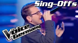 Maroon 5 - Animals (Manuel Süß)   The Voice of Germany   Sing Offs