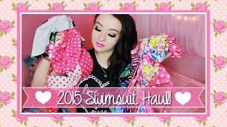 2015 Swimsuit Haul! (Feat. Adore Me, DressLink, & AMIClubwear)