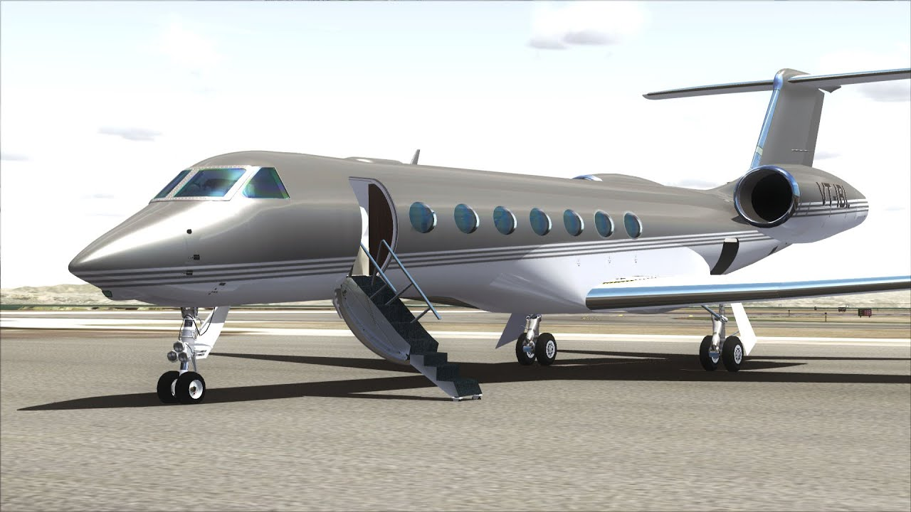 FSX PRIVATE JET FREE DOWNLOAD