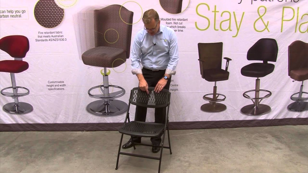 MityLite Flex e Lite Folding Chair