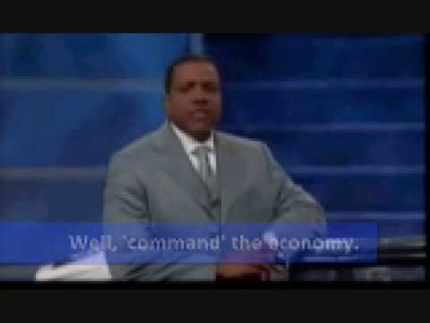 2/3 - The $10,000 'PASTOR CREFLO DOLLAR' Bible Challenge ('God Not In Control of Earth' Heresy)