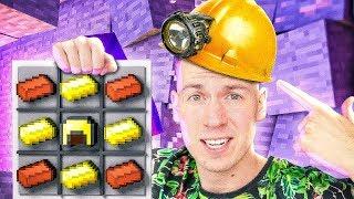 КАК СКРАФТИТЬ КАСКУ ШАХТЁРА В МАЙНКРАФТЕ ❓ НУБ против ПРО в Майнкрафт Minecraft МАЙНКРАФТ БАТЛ