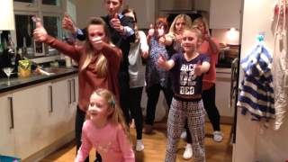 Tooty ta dr Jean crazy family Boxing Day