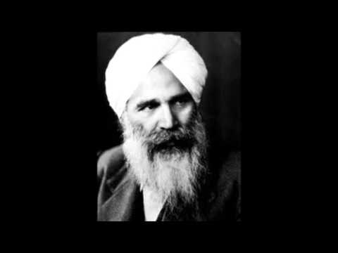 Sant Kirpal Singh 17 Oct 67 On Charity and hard earnings, Morning talks from India