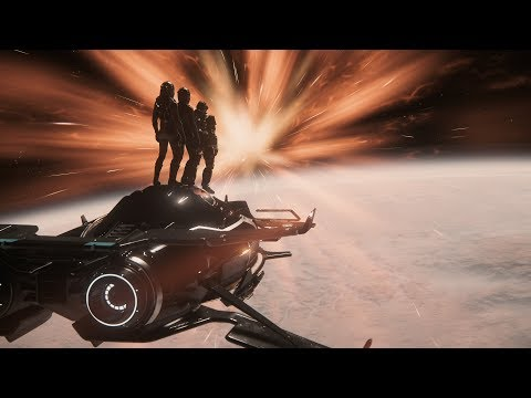 Star Citizen PU 3.1.4 Razor EX - LX Ship Share Program - Uber & Waymo Passenger Adventure!