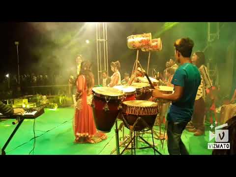 Sambalpuri stage show