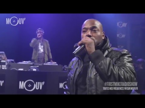 """LORD KOSSITY : """"Thug Party / Morenas"""" @ First Mike Radio Show Live #1"""