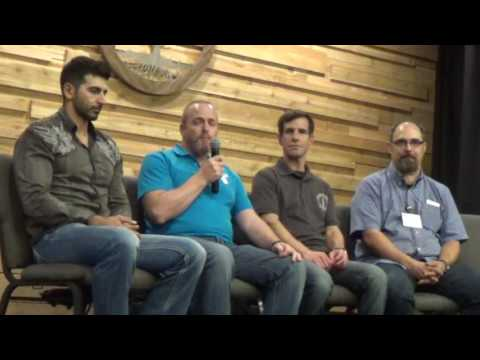 Practical Disciple Making  A Panel Discussion JGLM Annual Conf  2016